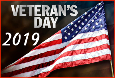 CLOSED for Veterans Day | Wayne Public Library